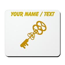 Custom Treasure Key Mousepad