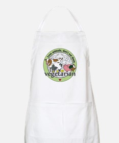 Love Animals Dont Eat Them Vegetarian Apron