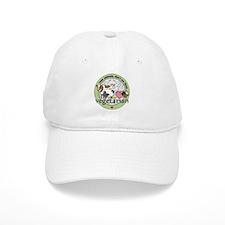 Love Animals Dont Eat Them Vegetarian Baseball Cap