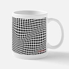wavy circles Mugs