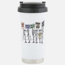 Funny Occupy Travel Mug
