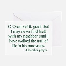 Trail of Life Greeting Cards (Pk of 10)