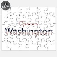 Custom Washington Puzzle