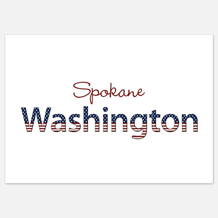 Custom Washington Invitations