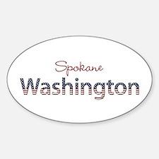 Custom Washington Decal