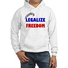 Legalize Freedom Color Hoodie Jumper Hoody
