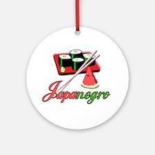 Japanegro Ornament (Round)