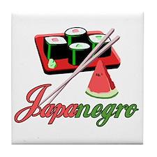 Japanegro Tile Coaster