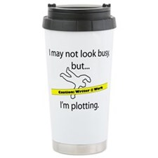 Cute Novel Travel Mug