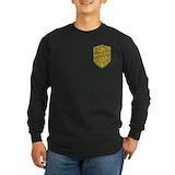 Dredd Long Sleeve T Shirts