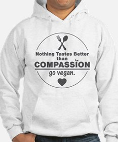 Vegan Nothing Tastes Better Than Jumper Hoody