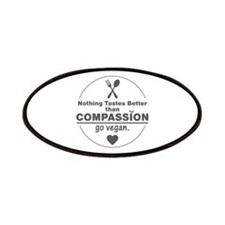 Nothing Tastes Better Than Compassion Patches