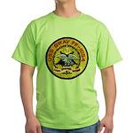 USS GRAY Green T-Shirt