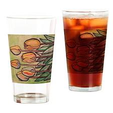 EL buho Drinking Glass
