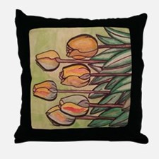 EL buho Throw Pillow