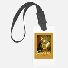 Florence Nightingale With Lamp Luggage Tag