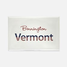 Custom Vermont Rectangle Magnet