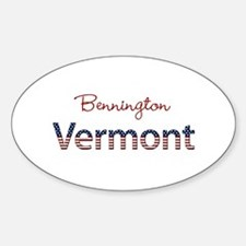 Custom Vermont Decal