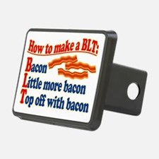 Bacon How To Make a BLT Hitch Cover
