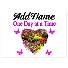 ONE DAY AT A TIME Invitations