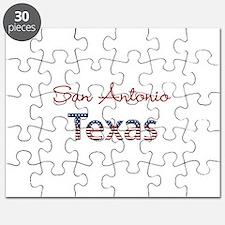 Custom Texas Puzzle