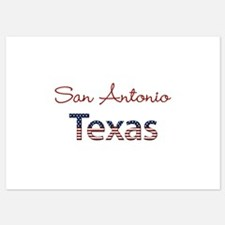 Custom Texas Invitations