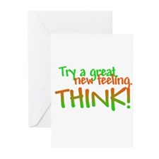 Try Thinking Greeting Cards (Pk of 10)