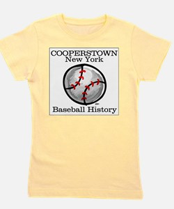 cooperstown001a.png Girl's Tee
