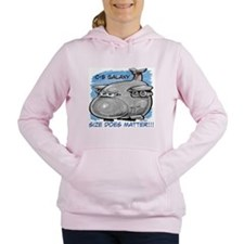size_C5.png Women's Hooded Sweatshirt