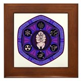 Tardigrade Framed Tiles