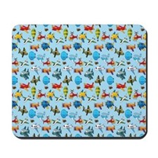 Baby Airplane Mousepad