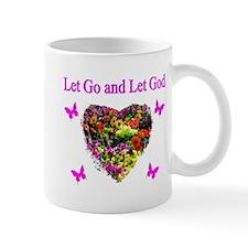 LET GO LET GOD Mug