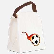 Funny Russian sport Canvas Lunch Bag