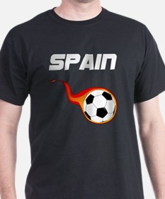 Cute Spain soccer team T-Shirt