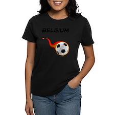 Unique Belgium soccer Tee