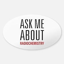 Radiochemistry Decal