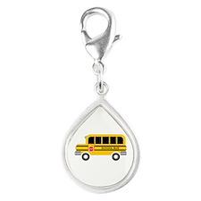 School Bus Transportation Charms