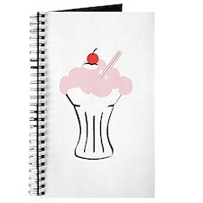 Sundae Parfait Ice Cream Dessert Journal