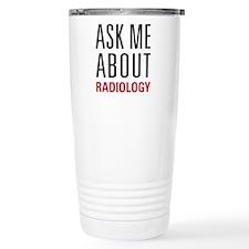Radiology Travel Coffee Mug