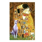 Kiss & Whippet Postcards (Package of 8)