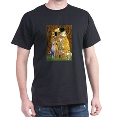Kiss & Whippet T-Shirt