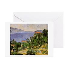 Paul Cezanne Greeting Cards (Pk of 10)