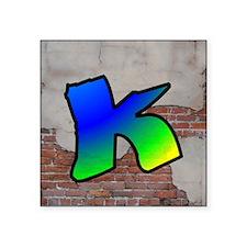 GRAFFITI #1 K Sticker