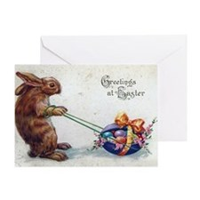 Funny Vintage easter Greeting Card