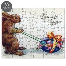 Cute Vintage easter Puzzle