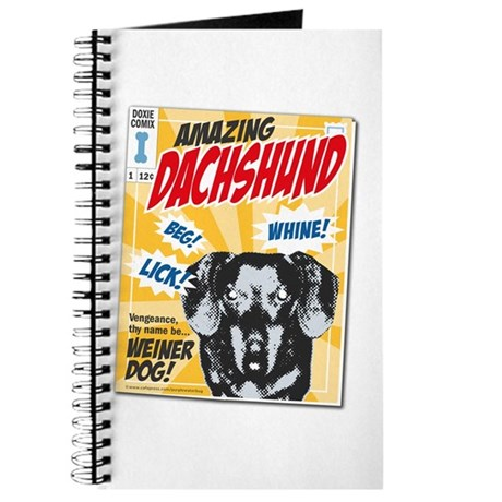 Amazing Dachshund Comics Journal