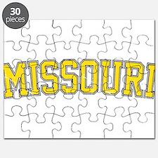 Missouri - Jersey Vintage Puzzle