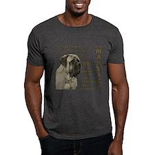 Mastiff FAQ T-Shirt