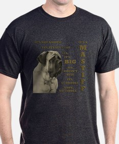 Mastiff FAQ T-Shirt