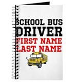 School bus driver Journals & Spiral Notebooks